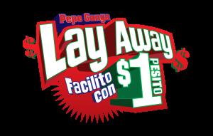 layaway facilito con un pesito